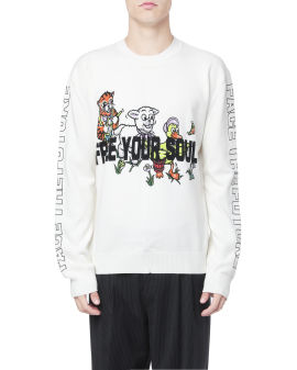 Free Your Soul sweater