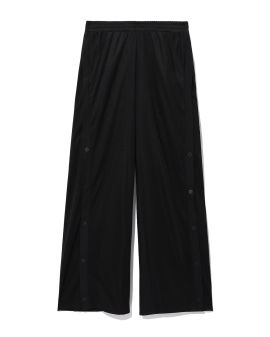 Buttoned outseam pants