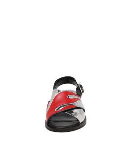 Flames sandals