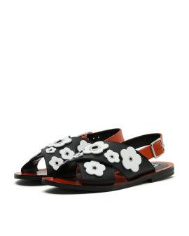 Daisy slingback sandals