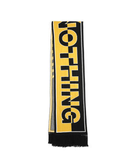 Fear Nothing knit scarf