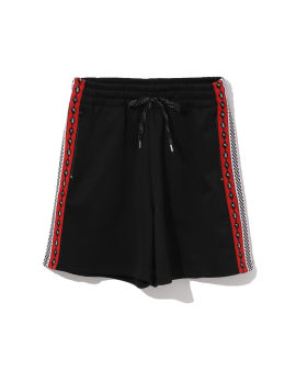 Racer taped shorts