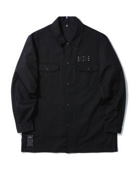 Pocket overshirt