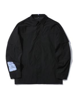 Tailored tech shirt