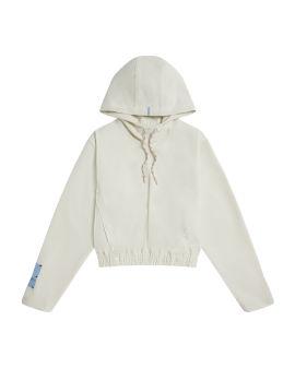 Cinched hoodie