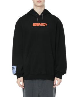 Edenboy graphic hoodie