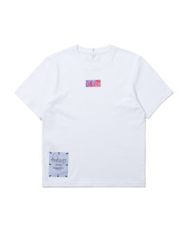 Label patch tee