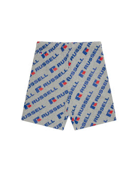 All-over logo sweat shorts