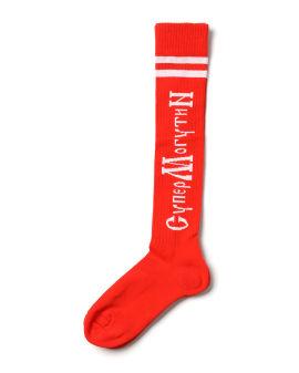 Lettering socks