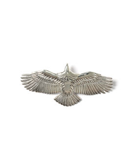 Medium young eagle pendant