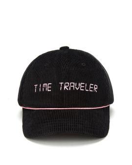 Time Traveler corduroy cap