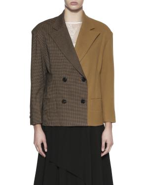 Reconstructed blazer