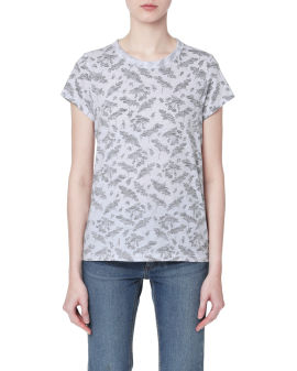 All-over printed tee