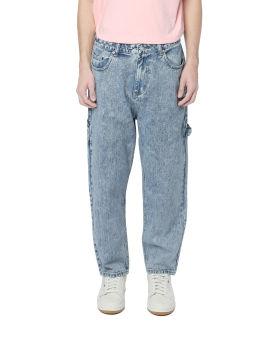 Acid wash jeans