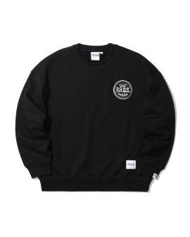 Logo basketball sweatshirt