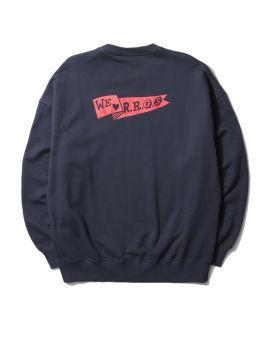 Graphic print sweatshirt
