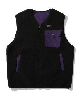Reversible logo vest