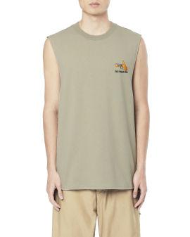 The Finger Gun print vest