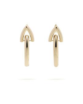 Lingotto earrings