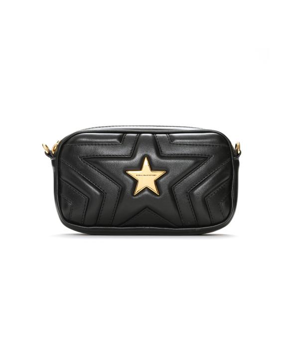 7b9d807e1071 STELLA McCARTNEY Stella Star mini quilted shoulder bag