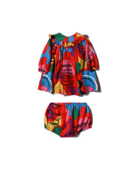 All-over printed two-piece set