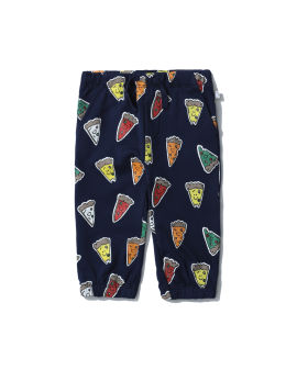 Pizza print pants