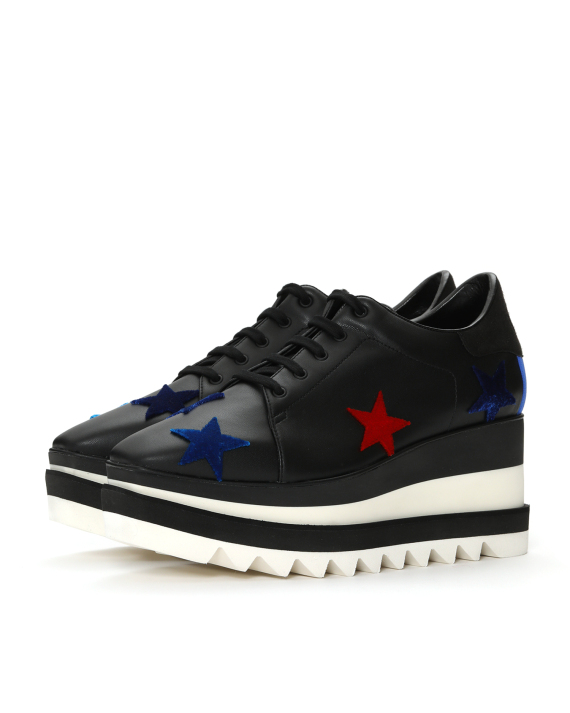 5f1e01585770 STELLA McCARTNEY Star Sneak-Elyse platform sneakers