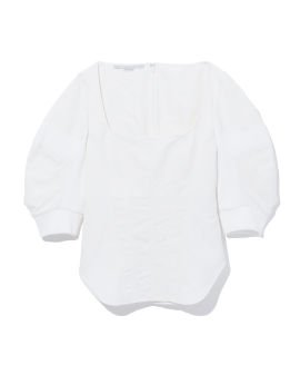 Puffy sleeves top