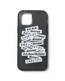 X CASETiFY Supporter scarves impact iPhone 12 / 12 Pro case