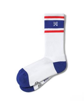 Line regular socks