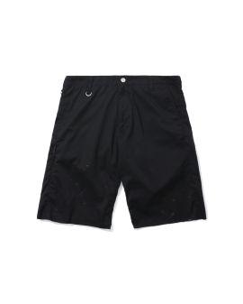 Dripping shorts