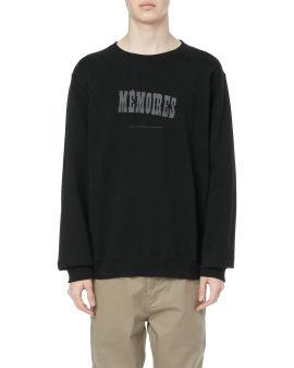 X Asger Jorn Memoires sweatshirt