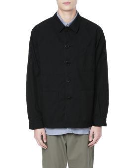 Canvas work jacket