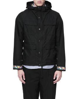 uniform experiment colour pixel jacket