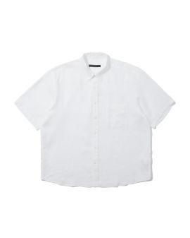 S/S Linen Baggy BD shirt