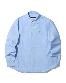 X Thomas Mason logo shirt