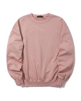 Wide sweatshirt