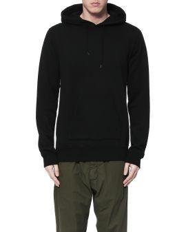 Side zip hoodie
