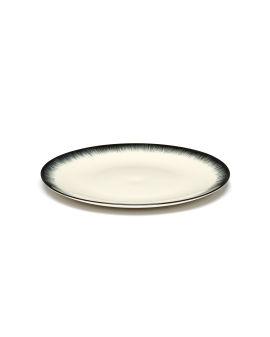 X Serax Dé porcelain plate - Var. 3