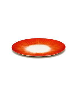 X Serax Dé porcelain plate - Var. 5