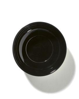 X Serax Dé porcelain high plate - Var. B