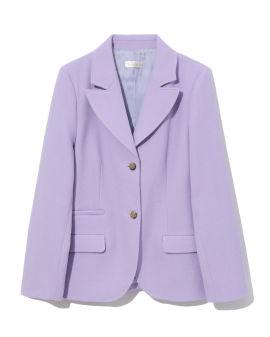 Grace wool suit blazer