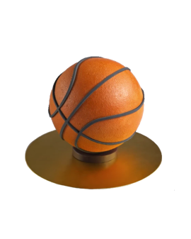 Basketball Bang Bang cake