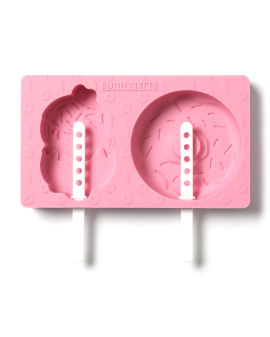 Assorted ice lolly tray