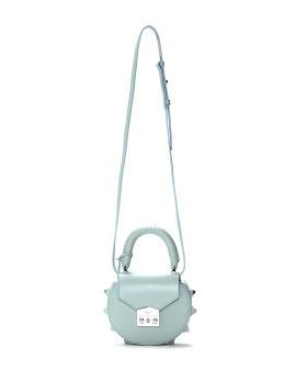 Mimi leather shoulder bag