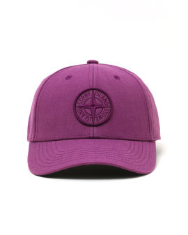 Compass logo embroidered cap