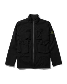 Compass badge jacket