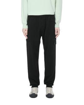 Ghost piece fleece pants