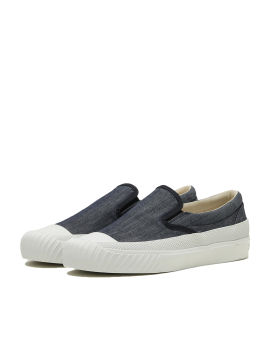 Slip-on deck sneakers