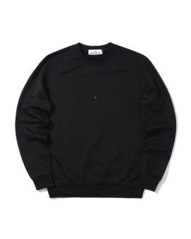Marina logo embroidery sweatshirt